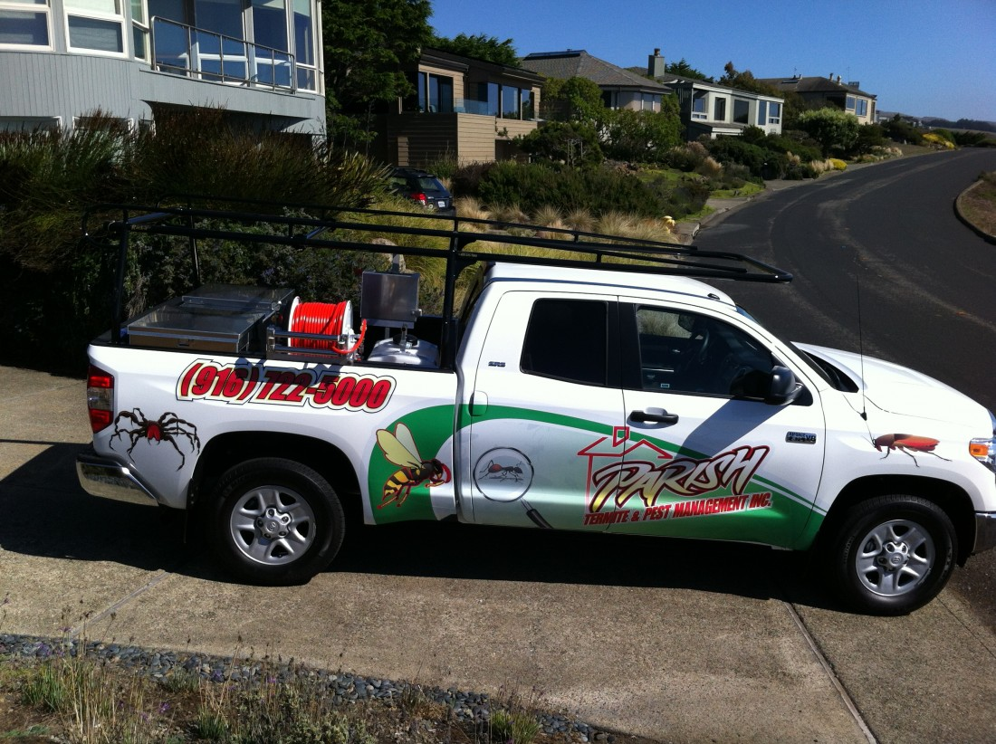Ant Removal Services North Highlands CA - Parish - new_truck_photo